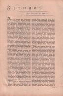 Ferngas (von Dr. Phil.D.Lauge) / Artikel, Entnommen Aus Zeitschrift / 1930 - Books, Magazines, Comics