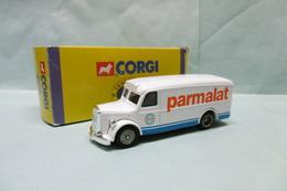 Corgi - Camionnette De Livraison MAN VAN Vers 1952 PARMALAT 1/60 Environ - Other