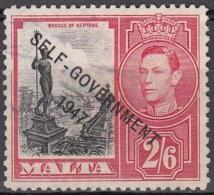 Malta 1948 Michel 211 O Cote (2006) 3.60 Euro Monument De Neptune Cachet Rond - Malte