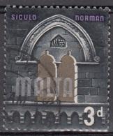 Malta 1965 Michel 306 O Cote (2006) 0.10 Euro Mdina Palais Gatto Murina Cachet Rond - Malte