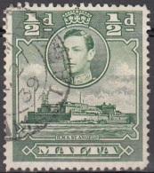 Malta 1938 Michel 177 O Cote (2006) 0.40 Euro La Valetta Fort Saint-Ange Cachet Rond - Malte