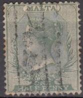 Malta 1885 Michel 4 O Cote (2006) 0.70 Euro Reine Victoria - Malte