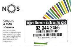 Loading Mobilcard Optimus (Kanguru) - Portugal - Portugal