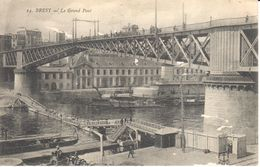 (29) Finistère - CPA - Brest - Le Grand Pont - Brest