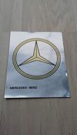 PANINI-Sticker Mit Mercedes-Stern - Ohne Zuordnung