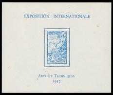 Esposizione Internazionale - Arts Et Techniques (Reunion) - 1937 - RIPRODUZIONE - Reunion Island (1852-1975)