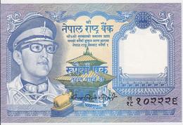 Nepal P 22 - 1 Rupee 1974 - UNC - Nepal