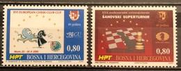 Bosnia And Hercegovina, HP Mostar, 2000,Mi: 59;63 (MNH) - Bosnia Herzegovina