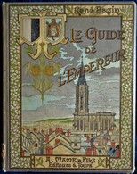 René Bazin - Le Guide De L'Empereur- Nouvelles - ( Histoires De Pauvres Gens ) - Maison Alfred Mame Et Fils . - Bücher, Zeitschriften, Comics