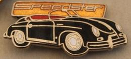 PORSCHE SPEEDSTER NOIRE - VOITURE - CAR   -      (20) - Porsche