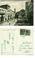 ORVIETO ( TERNI ) PIAZZA DELLA REPUBBLICA - EDIZ. PERALI - 1957 ( 2176 ) - Terni