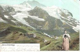 Suisse - BE Berne - Kleine Scheidegg - BE Berne