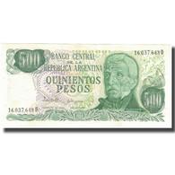 Billet, Argentine, 500 Pesos, KM:303c, SPL+ - Argentine