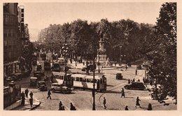MARSEILLE- LE MONUMENT DES MOBILES-1943 VIAGGIATA - Monuments