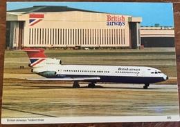 British Airways Trident Three - 1946-....: Modern Era