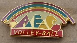 VOLLEYBALL - AEC - ARC EN CIEL -    (20) - Volleyball