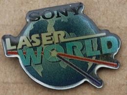 SONY LASER WORLD - MONDE      -    (20) - Merken