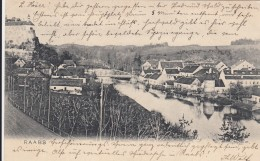 AK - NÖ - Raabs - 1900 - Dt-Mähren - Raabs An Der Thaya