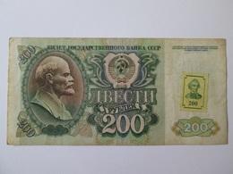 Russia/Transnistria 200 Rublei 1992 Banknote - Russie