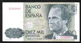 10000 Pts - [ 4] 1975-… : Juan Carlos I