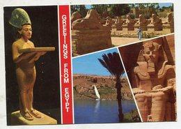 EGYPT -  AK 328635 Greetings From Egypt - Otros
