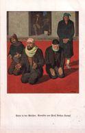 Beter In Der Moschee (nach Einem Gemälde Von Prof. Arthur Kampf) / Druck, Entnommen Aus Zeitschrift / 1930 - Books, Magazines, Comics