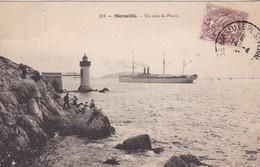 13 / MARSEILLE / UN COIN DU PHARO  / NANCY 211/ DIFFICILE A TROUVER - Marseille