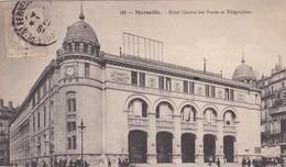 13 / MARSEILLE / HOTEL CENTRAL DES POSTES ET TELEGRAPHES  / NANCY 180 / DIFFICILE A TROUVER - Marseille