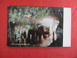 Caves Of Bellamar Matanzaz Cuba  Ref 3010 - Cuba