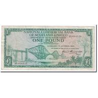 Billet, Scotland, 1 Pound, 1964, 1964-10-01, KM:269a, TB - [ 3] Scotland