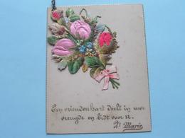 Een VRIENDENHART Deelt In Uwe Vreugde En Bidt Voor U ( Zr. MARIE > Voir Photo Pour Detail  ) ! - Religion & Esotericism