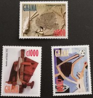 Ghana 1998 Painting Pablo Picasso - Ghana (1957-...)