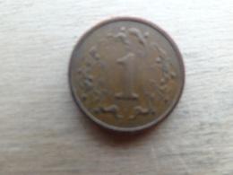 Zimbabwe  1  Cent  1980  Km 1 - Zimbabwe