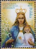 2018 Polen Polska  Mi. 4974 **MNH    Mutter Gottes, Lehrerin Der Jugend. - 1944-.... Republic