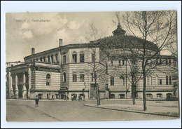 XX00387/ Stettin  Centralhallen AK 1911 Pommern  - Pommern