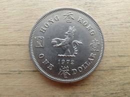 Hong Kong  1  Dollar  1972  Km 35 - Hong Kong