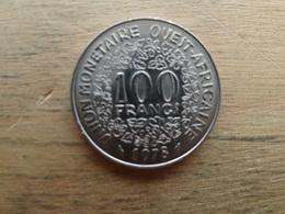 West Africa  100  Francs  1978  Km 4 - Autres – Afrique