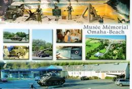 WW2 - CP - Musée Mémorial Omaha Beach - Guerra 1939-45