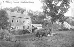 Vallée Du Houyoux - Moulin De Roiseux (Edit Laflotte, 1913... Adhésif) - Modave