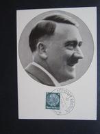 A.Hitler AK SST Seestandt Rostock Gautag Der NSDAP Gau Mecklenburg R! - Guerre 1939-45