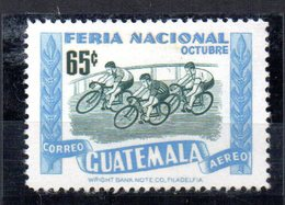 Sello Nº A-196  Guatemala - Guatemala