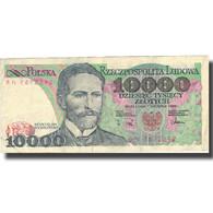 Billet, Pologne, 10,000 Zlotych, 1988, 1988-12-01, KM:151b, TB+ - Pologne
