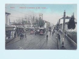 Romania 392 Braila 1912 Tramed J Georghiu - Romania