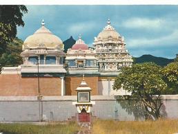 Ile Maurice  Le Temple Tamoul - Postcards