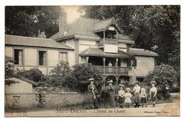 44 - SAINT BREVIN - L'HOTEL Du CHALET - Saint-Brevin-les-Pins