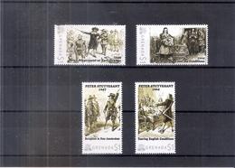 Peter Stuyvesant Gouvernor Of New-Nederland - Grenada 2000 - Complete Set ( To See) - Onafhankelijkheid USA