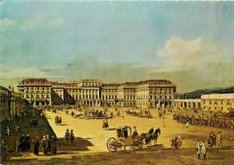 CPSM Vienne-Wien                        L2644 - Château De Schönbrunn