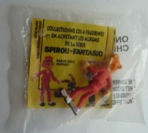 FIGURINE BD DUPUIS 1995  SPIROU ET FANTASIO - SPIROU Idem LEO - Figurines