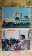 Republic Of Mordovia, Saransk. Airport.  1974. Aéroport - Avion - Aéroplane. - Aerodromes