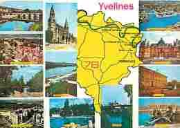 78 - Yvelines - Multivues - Voir Scans Recto-Verso - France